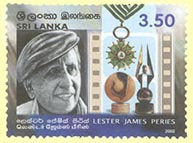 Father of Sinhala Cinema, Lankaputhra Lester James Peiris
