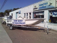 Boat dealer in Manteo