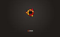 wallpaper logo ubuntu