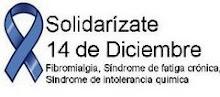 PLATAFORMA POR EL SINDROME DE FATIGA CRONICA Y LA FIBROMIALGIA