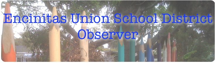 Encinitas Union School District Observer