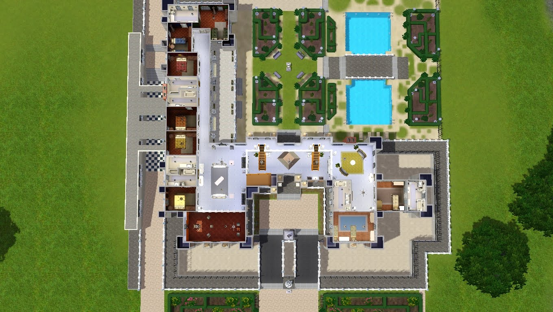 imobiliaria the sims 3 super mans o
