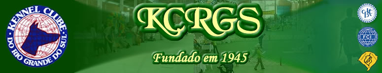 SOMOS FILIADOS AO KENNEL CLUBE DO RIO GRANDE DO SUL