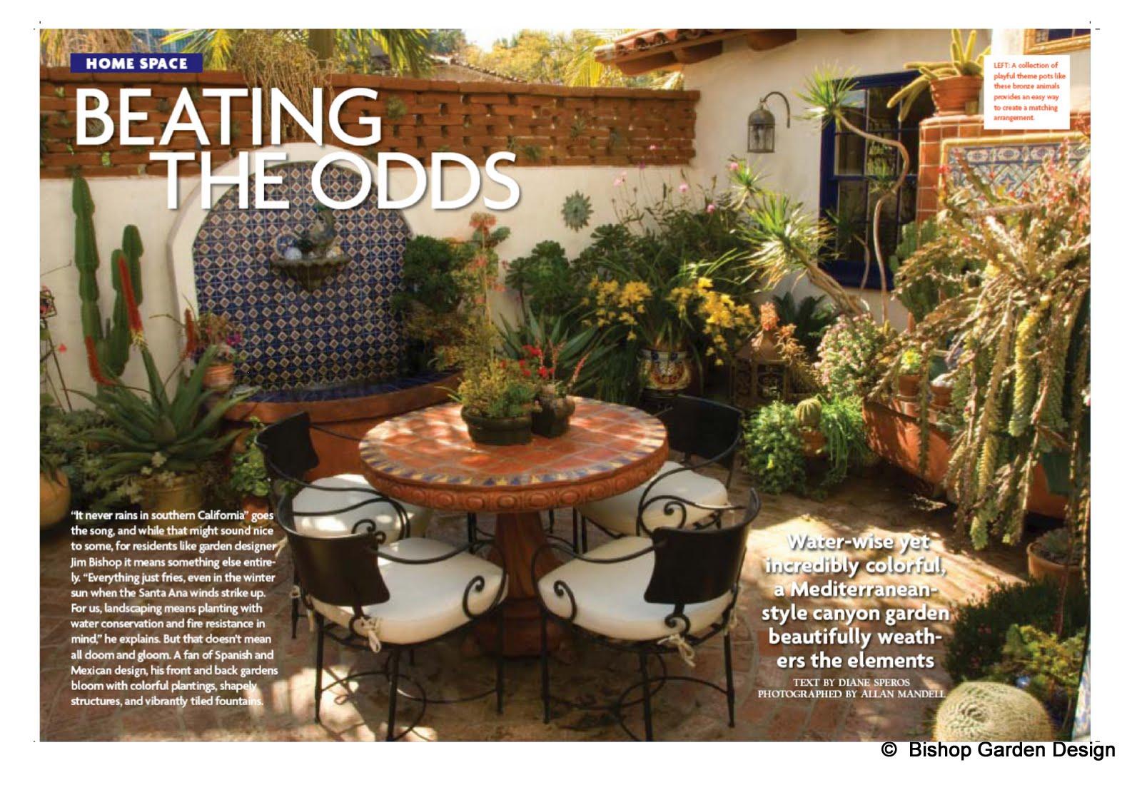 Bishop Garden Design - Blog