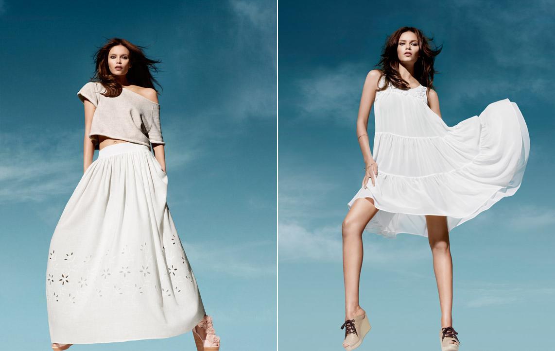 Campion Celebrity 2012: Lookbook: H&M Spring 2011 ...