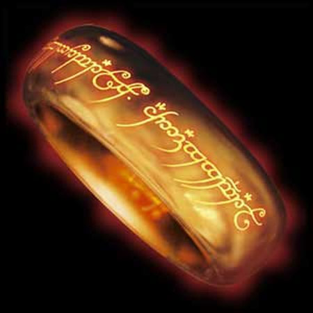 senor anillo comunidad anillo: