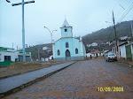 Distrito de Sant' Ana, município de Serita - MG