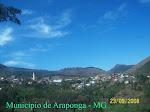 Araponga - Zona da Mata - MG