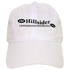 "Love ""The Hillsider""? Show your love, purchase a cap"