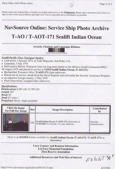 Sealift Indian Ocean NAVSOURCE