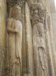 From a romanesque church in Segovia