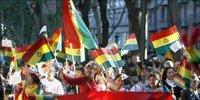 """Es constitueix a Madrid la """"Asamblea de apoyo a Evo Morales y al pueblo boliviano"""""""