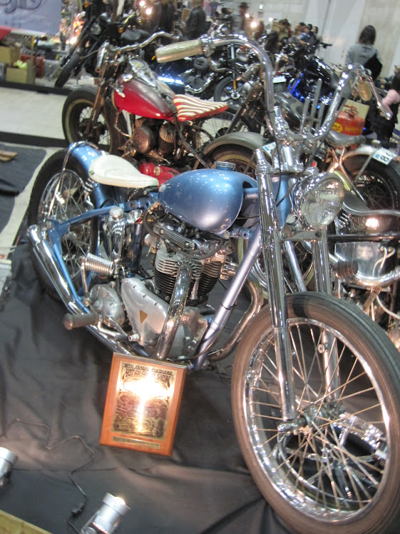 2010 HOTROD CUSTOM SHOW    AWARD