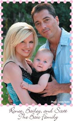 Scott Baio & Family @