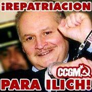 REPATRIACION PARA ILICH