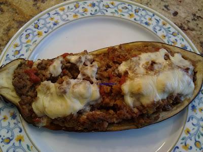 Berenjenas rellenas cocina y thermomix for Cocina berenjenas rellenas