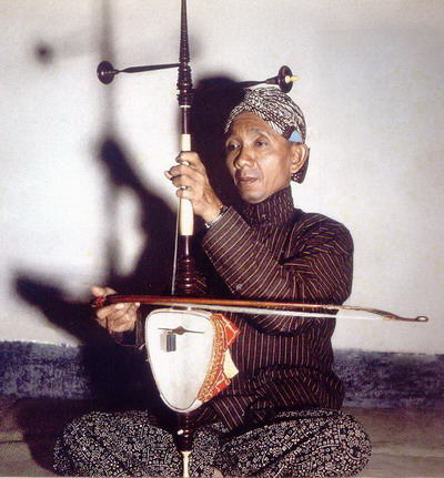 Rebab (Indonesian Traditional Instruments) - Just For Share