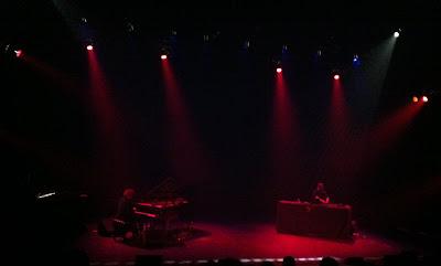 Murcof and Francesco Tristano - London Jazz Festival