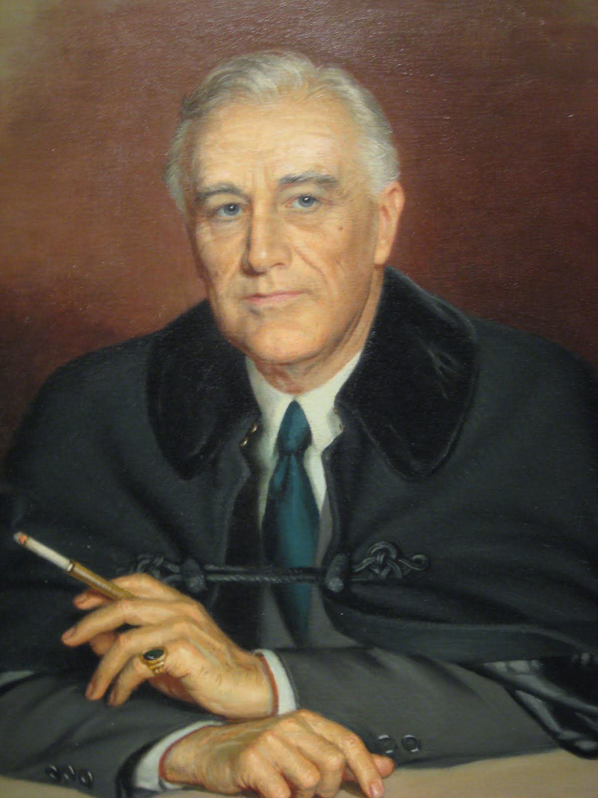 an evaluation of the major successes of president franklin d roosevelt Signed into law by president franklin d roosevelt on june 16,  a third major criticism of the act is that it was  an empirical evaluation public choice .