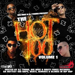 download big mike dj thoro the hot 100 vol.1