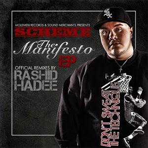 download scheme the manifesto ep remixes by rashid hadee