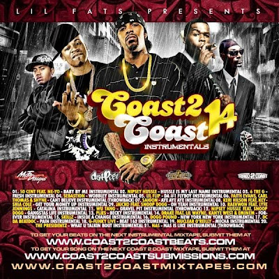 download: lil fats coast 2 coast instrumentals vol. 14