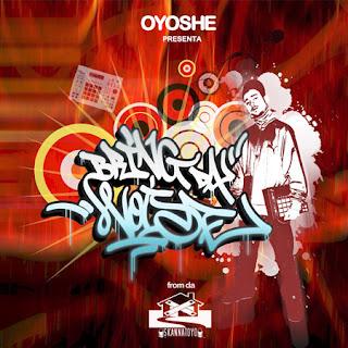 oyoshe brind da noise from da skannatoyo 2008 album, front cover, napoli, itlia