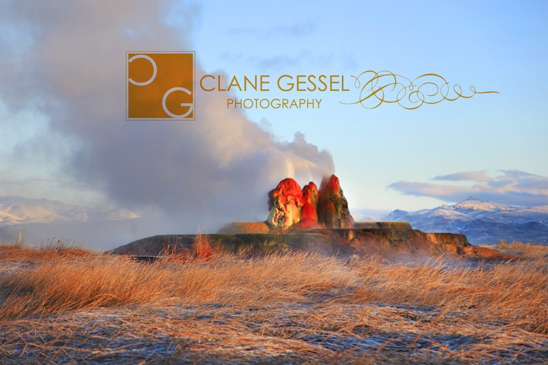 Fly Geyser Fatali photo picture near Gerlach, NV