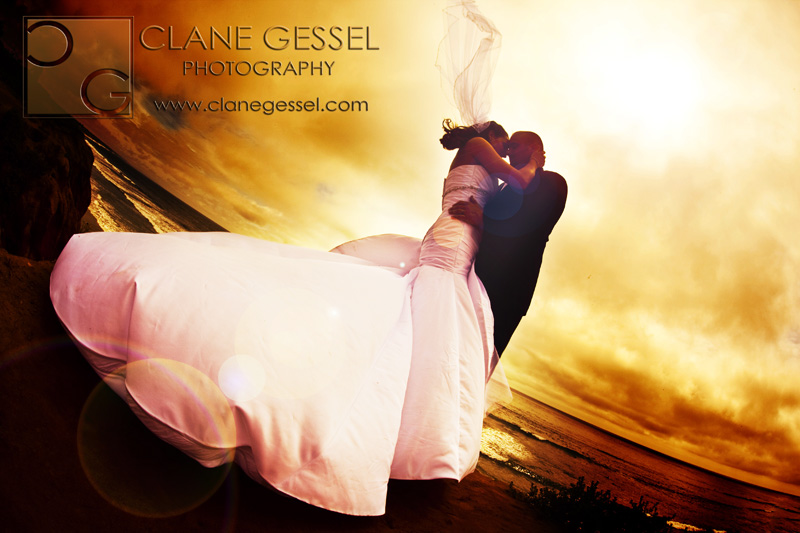 San Diego wedding photography.  Award-winning Seattle wedding photographer Clane Gessel to the rescue to save you from crappy photography.  Northwest Seattle wedding photography, carlsbad cliffs southern california los angeles wedding photographer photography