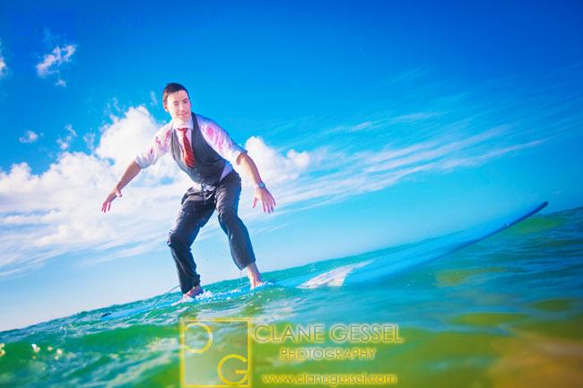 wedding surfing ko olina honolulu north shore