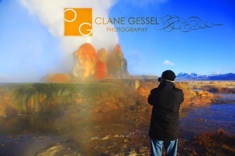 fly geyser, fly ranch gerlach nevada, black rock desert