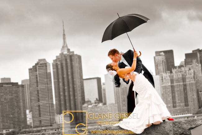 manhattan wedding, empire state building wedding photography