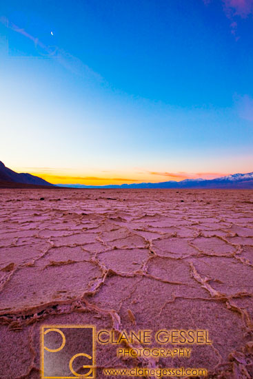 badwater basin in death valley national park california