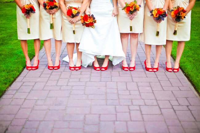 creative bridesmaid wedding photos, pickering barn bridesmaid pictures