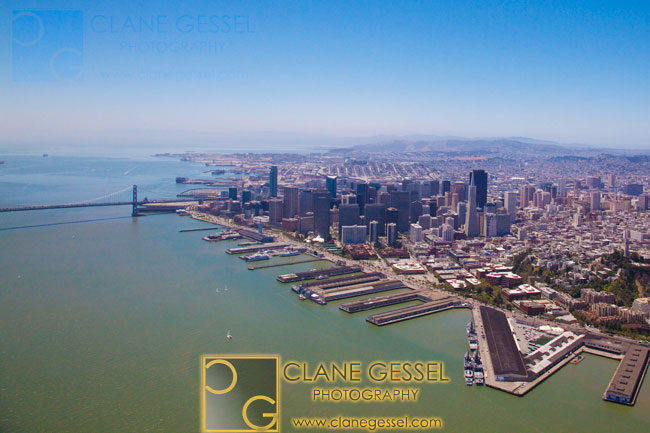 aerial photography san Francisco