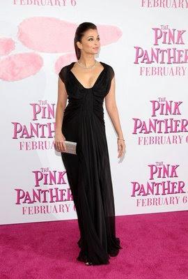 Aishwarya Rai Pink Panther Premiere 4