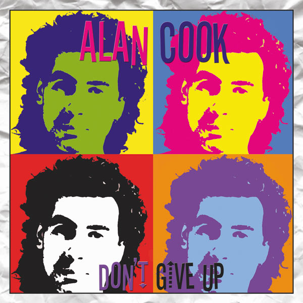 Alan Cook - Don't Give Up (Maxi) NEW 2010 HOT!!