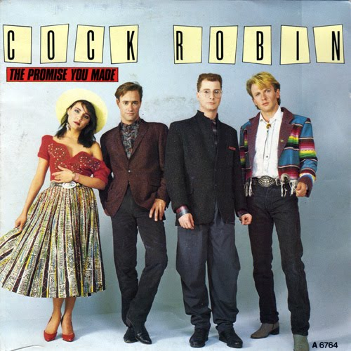 Cover Album of Cock Robin - The Promise You Made (Maxi 85')