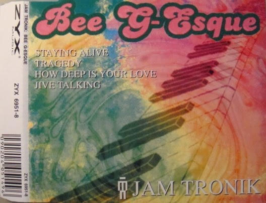 Jam Tronik - Bee G-Esque (Maxi-Single)