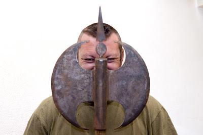 Barbare puise son inspiration dans le monde médiéval dont il est un féru amateur