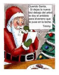 Humor gráfico navidad