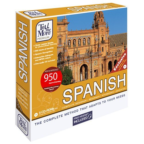 how to tell in spanish