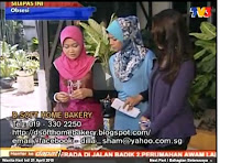 Celebrity Sweet Cakes di WHI TV3