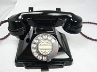 RESTORED 200 SERIES TELEPHONE
