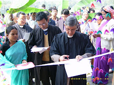 Dedication of Chalouny Church on 6th Feb 09