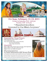 Disciple of Kripaluji Maharaj to speak at Durga Temple
