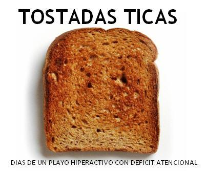 Tostadas Ticas