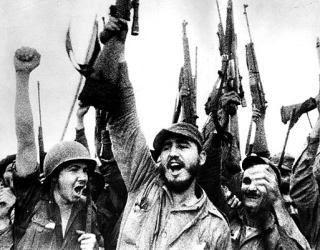 imagenes de la revolucion cubana