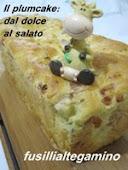 Il mio primo CONTEST:  il plumcake - dal dolce al salato
