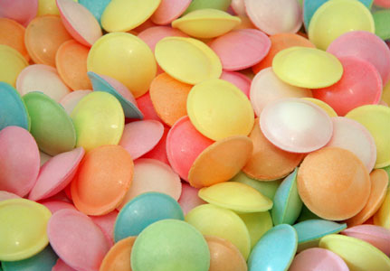The Terrier And Lobster Old Fashioned English Sweets